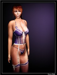395 Melissa purple