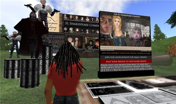 SL Shakespeare