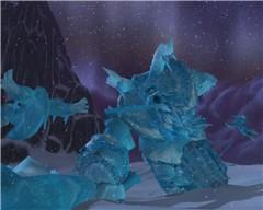 Frozen frost giant