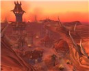 Above Orgrimmar