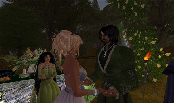 handfasting - watcher Castaignede