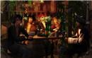 A Pirate's tavern
