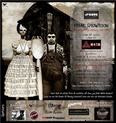 freak showroom - 02. - 15.02.2009