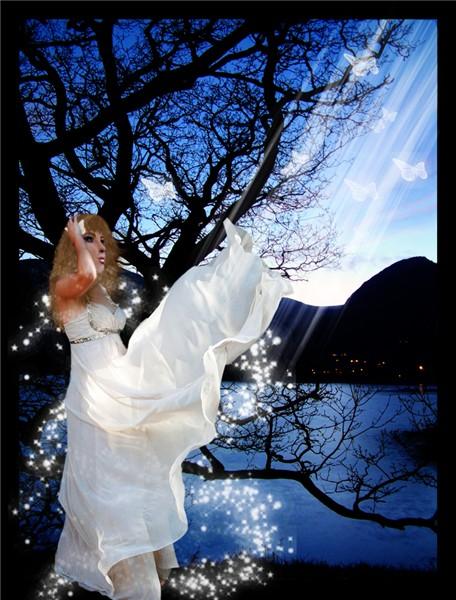 Goddess of Air...