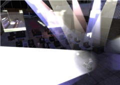 SC Hall at Expo Japan - Kio Whitehead