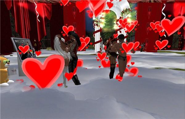 dark isle valentine's dance - watcher Castaignede