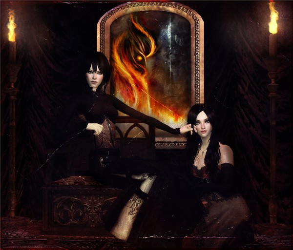 HellValium - Devout to my Goddess