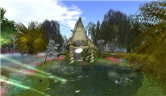 gardens and nature in SL - Koinup Burt