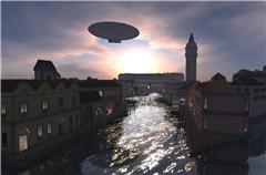 Venetian sunset - Raul Crimson