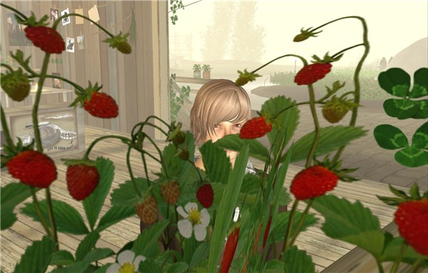 mmmmm strawberry fresh - Ravenelle Zugzwang