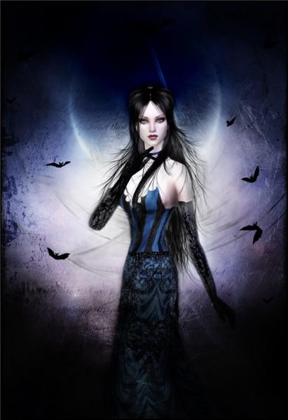 Lilith, the Dark Moon