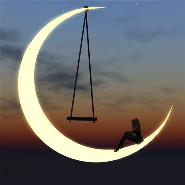 Moon high