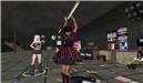 derailed staff dancing at neko gear party