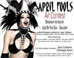 April Fools Photo Art Contest - Deadline Extended