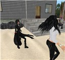 kandy and raftwet at tir na gra