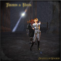 Dwarves of Nogrod - Throin and Vesta 1