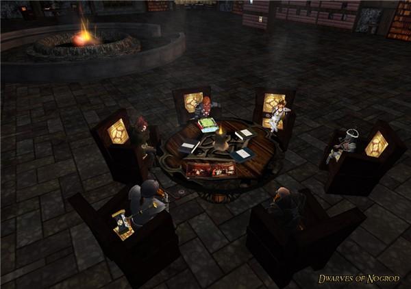 Dwarves of Nogrod - Dwarves in Study