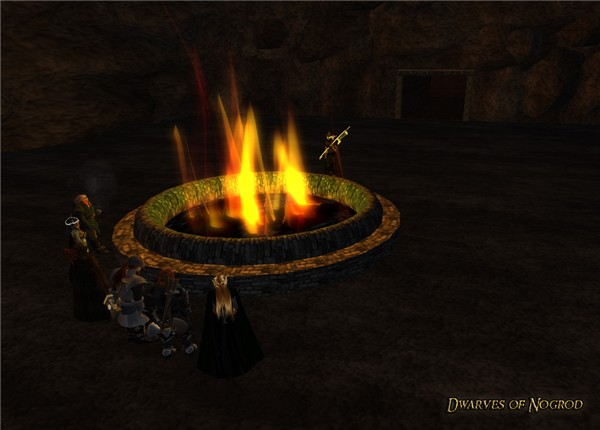 Dwarves of Nogrod - The Stranger Stands Alone
