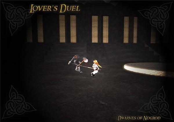 Dwarves of Nogrod - Lover's Duel