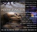 BLACK BOX : NEW FACES
