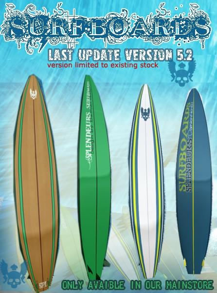 spl surfboards