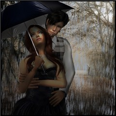You can stand under my umbrella..