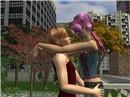 Alister & Lindsay - 2 - pose