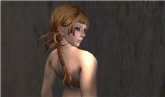 Nude back 2009_001