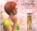 Sara pubblicità L'Oréal
