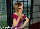 Candice Evans of GF 2