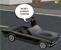 Discovering the Dominus Shadow