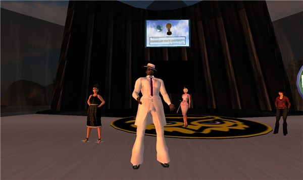 Virtual Harlem Talk