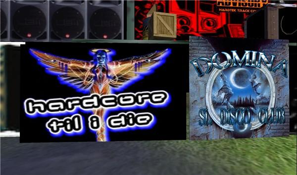 teknival posters : domina disc...