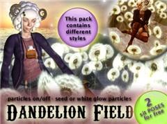*BR* Dandelion Field