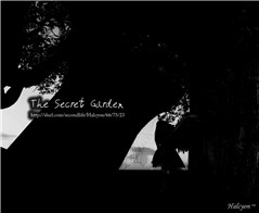 The Secret Garden Flyer