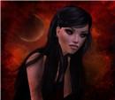 Marleen, the vampire, the lamia