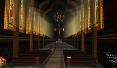 The most beautiful cathedral in second life - Koinup Burt