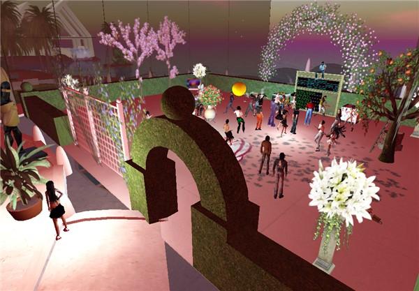 "Sping party @ ""The Club"" - the garden disco"