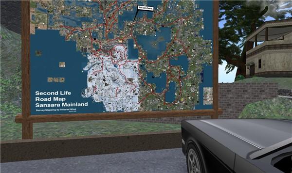 Sansara Road Map