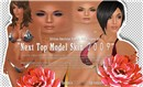 TK top model skin african-american psd kit poster 01