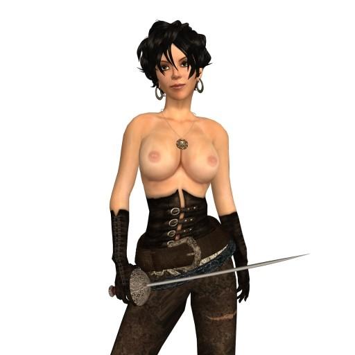 Tuli: Black Rose outfit - Tillie Ariantho
