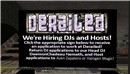 derailed : hiring employees