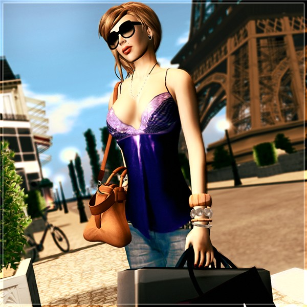 Shopping in SL