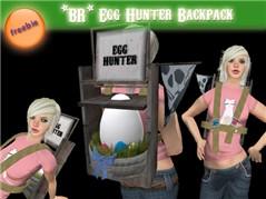 *BR* Egg Hunter Backpack  - unisex