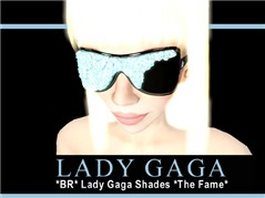 Lady Gaga Shades *The Fame*