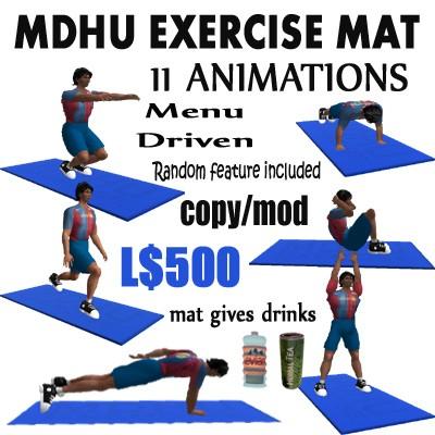 EXERCISEmatsign