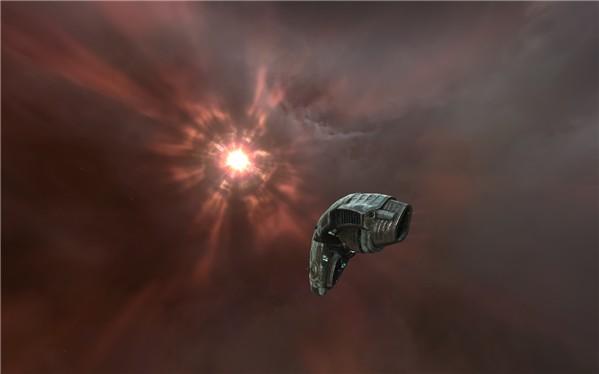 Eve Online: Strange space