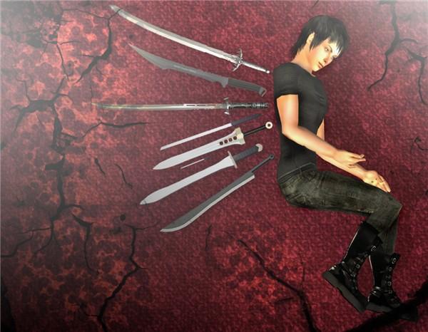 Swords's Wings