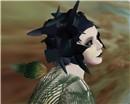 Rousseau - Black bird - Profile