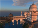 White+Black Taj